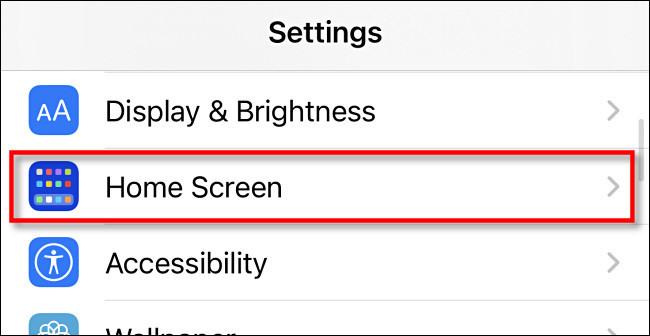 Cách bật tắt biểu tượng thông báo của ứng dụng trên App Library