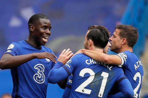 Xem video bàn thắng Chelsea 4-0 Crystal Palace