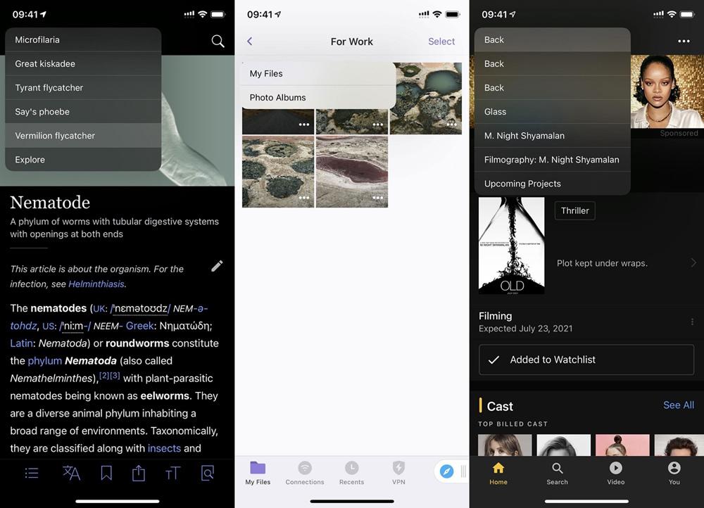 Mẹo quay về màn hình chính của Settings và các ứng dụng khác nhanh hơn trên iOS 14