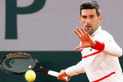 Roland Garros vòng 4: Gọi tên Djokovic