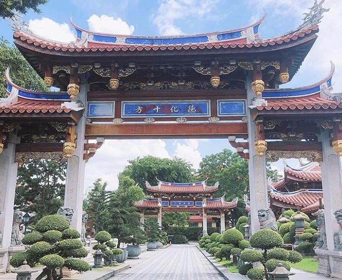 8 ngôi chùa tuyệt đẹp ở Singapore khiến du khách mê mẩn