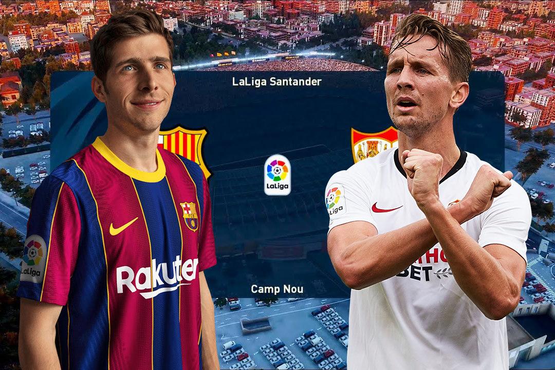 Nhận định Barca vs Sevilla: Cạm bẫy khó lường