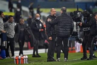 Man City bất lực trước Leeds, Pep Guardiola lộ không ít vấn đề