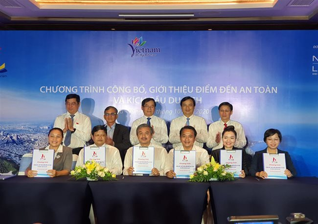 Southeastern localities join hands over tourism stimulus program