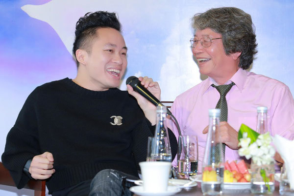 Nhạc sĩ Đinh Trung Cẩn và những chuyện chưa kể về Phó Đức Phương
