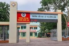 'Xin' phụ huynh 20.000 đồng, một trường học bị cắt mọi thi đua