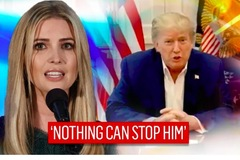 Ivanka Trump đăng ảnh cha làm việc trong bệnh viện