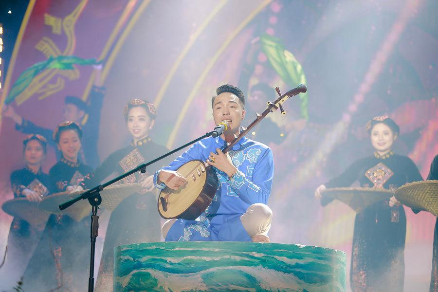 Hoài Thanh làm sống dậy các nghi thức được tôn vinh trong đạo Mẫu
