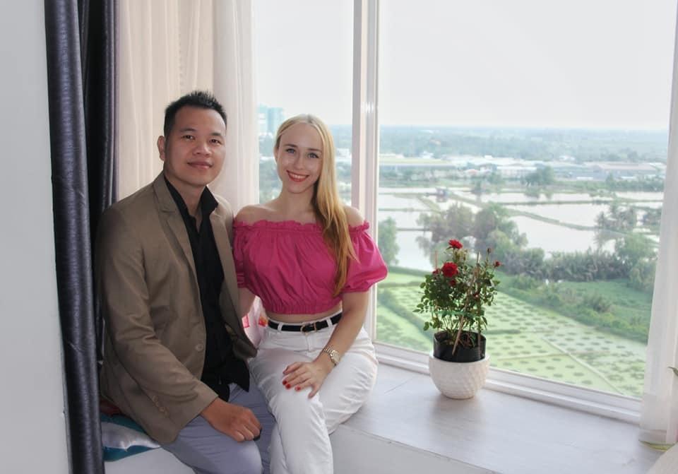 Chuyện tình chàng trai Việt và cô gái Estonia: 'Chúng tôi là định mệnh'