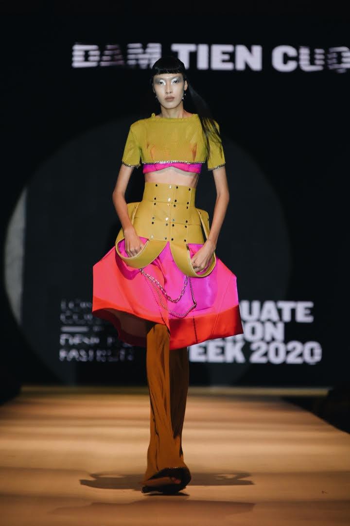 NTK Cường Đàm: Nếu nỗ lực, người trẻ ít tiền cũng học được thời trang