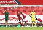 Xem video bàn thắng Arsenal 2-1 Sheffield
