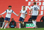 Xem video bàn thắng MU 1-6 Tottenham