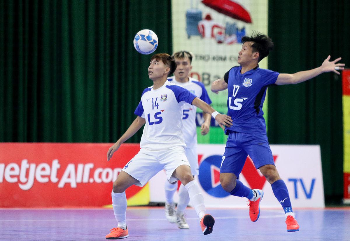 VCK giải Futsal VĐQG 2020: Thái Sơn Nam tiếp tục bất bại