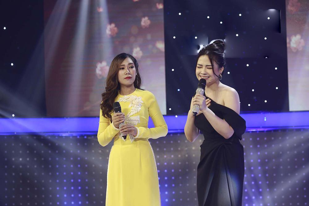 Khắc Việt nhớ Minh Thuận khi nghe thí sinh 'Giọng ải giọng ai' hát