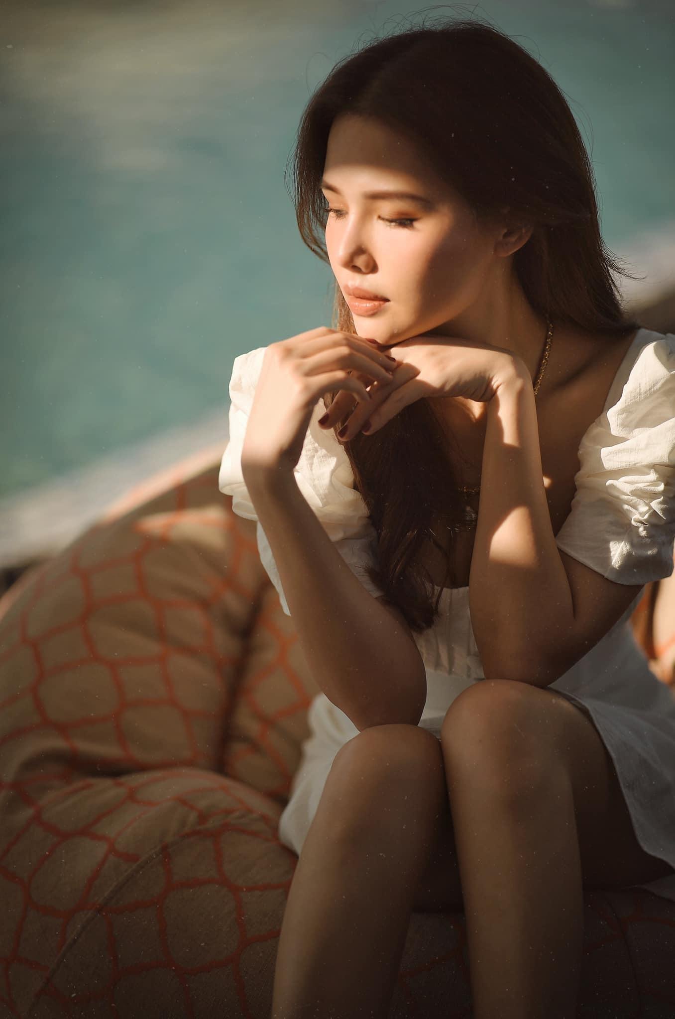 Diễn viên Phanh Lee ngày càng gợi cảm sau khi lấy chồng đại gia