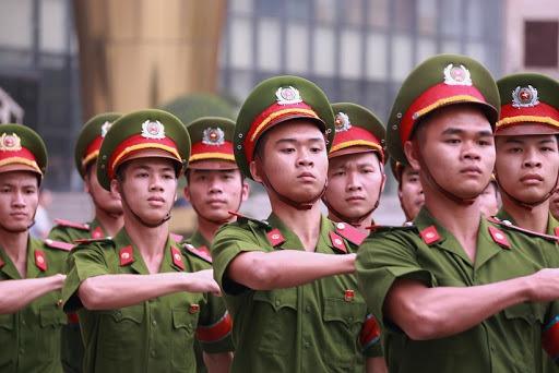 Điểm chuẩn Học viện Cảnh sát  nhân dân cao nhất là 27,73