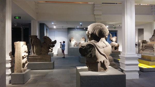Da Nang,Cham Museum