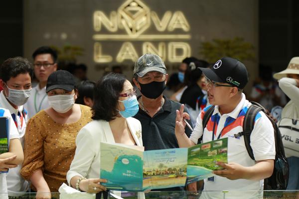 Novaworld Phan Thiet đón hàng nghìn khách tham quan