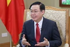 Bí thư Hà Nội Vương Đình Huệ chia sẻ nhiều vấn đề lớn trước giờ Đại hội