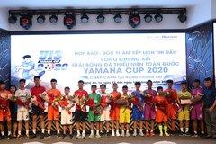 16 đội tranh tài tại Giải U13 toàn quốc 2020