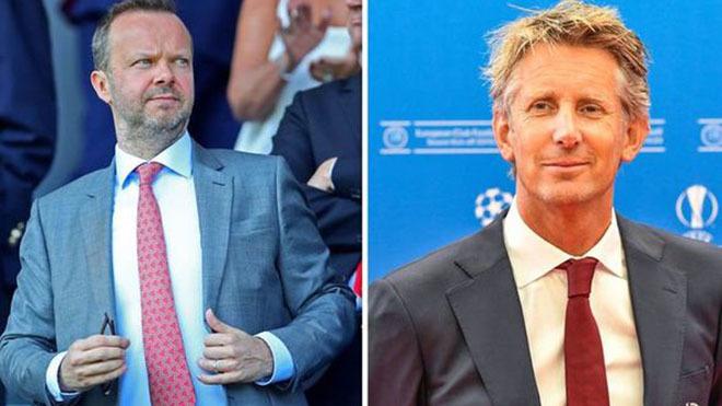 Van de Sar trở lại MU làm sếp, Klopp báo tin xấu