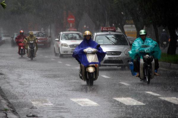 Dự báo thời tiết 6/10, mưa rào phủ khắp cả nước, Hà Nội dịu mát