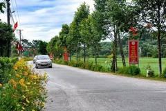 """""""60 ngày cao điểm xây dựng nông thôn mới"""" ở huyện miền núi Hà Tĩnh"""