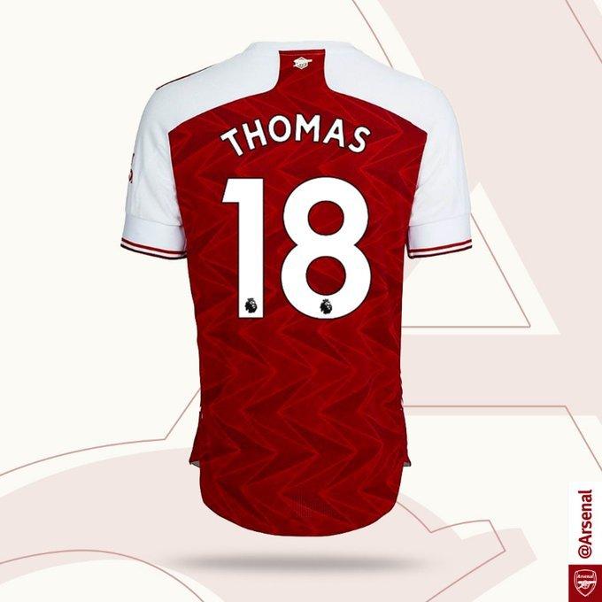 Arsenal phấn khích công bố hợp đồng Thomas Partey