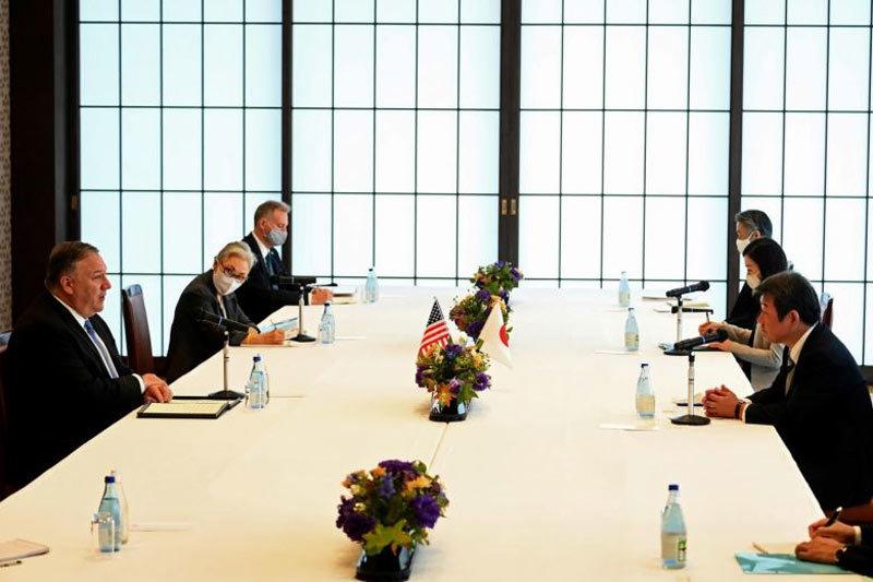 Vì sao Ngoại trưởng Mỹ thăm Nhật lúc này?