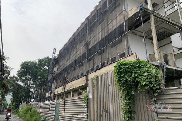 Chung cư mini xây sai phép sẽ thành nhà cho người thu nhập thấp thuê