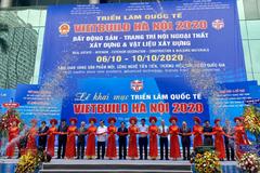 Vietbuild Hà Nội 2020 quy tụ 1.400 gian hàng trưng bày