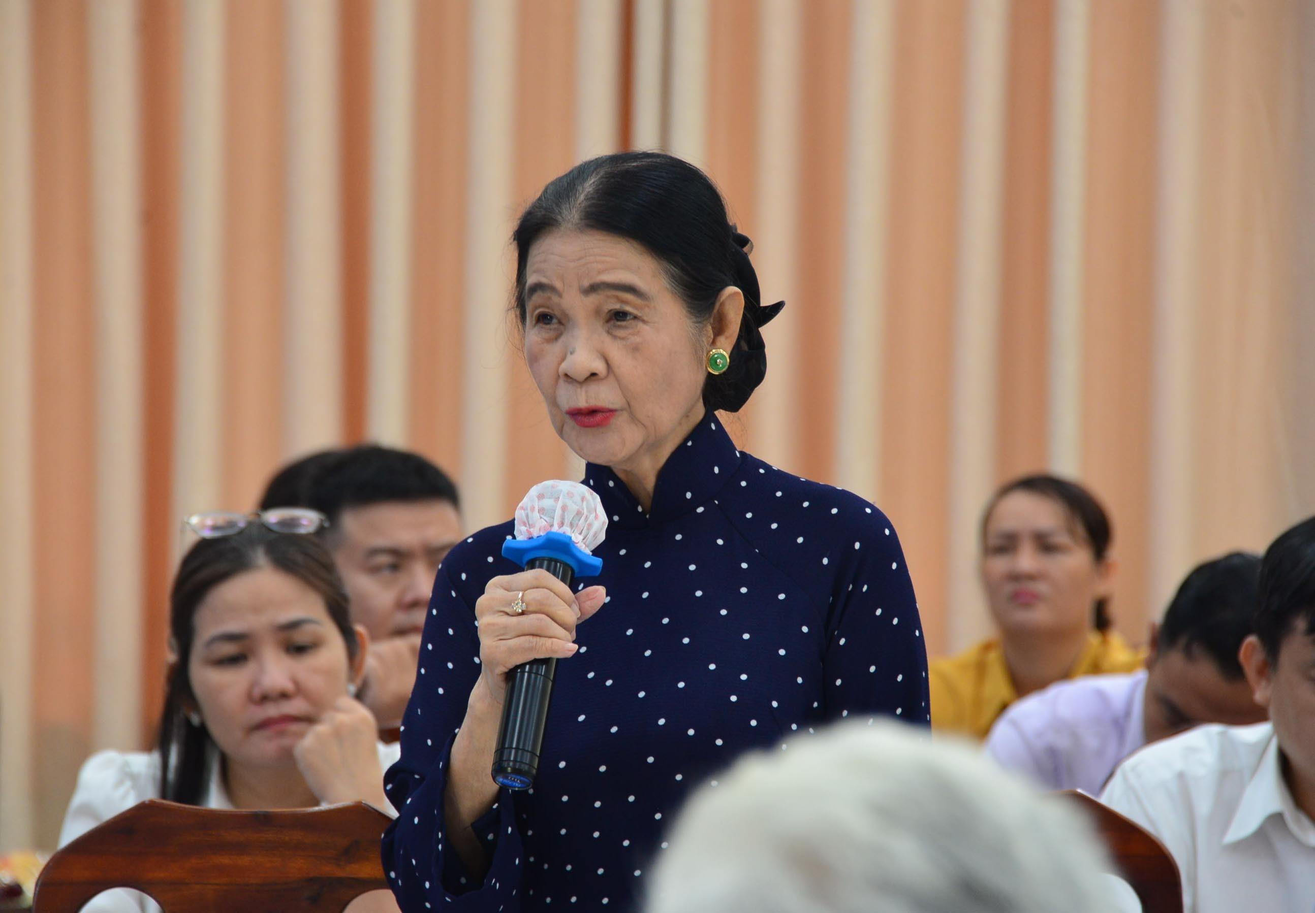 Tướng Phan Anh Minh đề xuất cơ chế đặc thù cho TP Thủ Đức