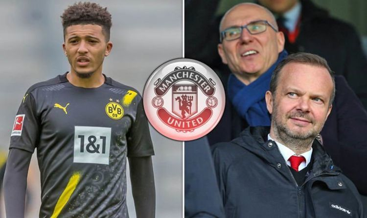 MU lại bị Dortmund ép vụ Jadon Sancho