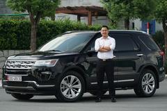 Điều khiến ông chủ bất động sản trở thành tín đồ mê Ford Explorer