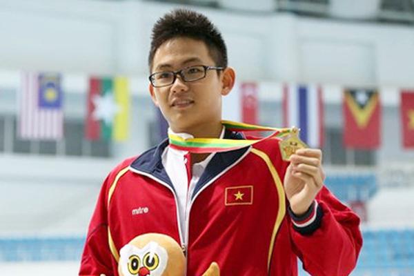 'Bén duyên' 3 môn phối hợp, Lâm Quang Nhật khát khao chinh phục đỉnh cao