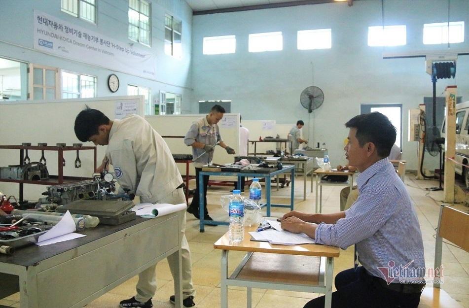 """Kỳ thi tay nghề của Việt Nam dần """"tiệm cận"""" chất lượng thế giới"""