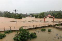 Lào Cai mưa lớn lịch sử, bé 3 tuổi tử vong, thiệt hại hàng tỷ đồng