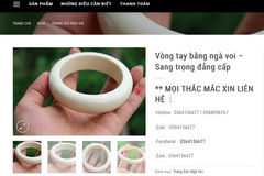 Wildlife products widely sold in Vietnam, despite legal measures