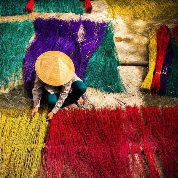 French photographer Réhahn Croquevielle,vietnam photography,vietnam in photos