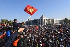 Biểu tình bạo lực lan rộng, Kyrgyzstan hủy kết quả bầu cử quốc hội