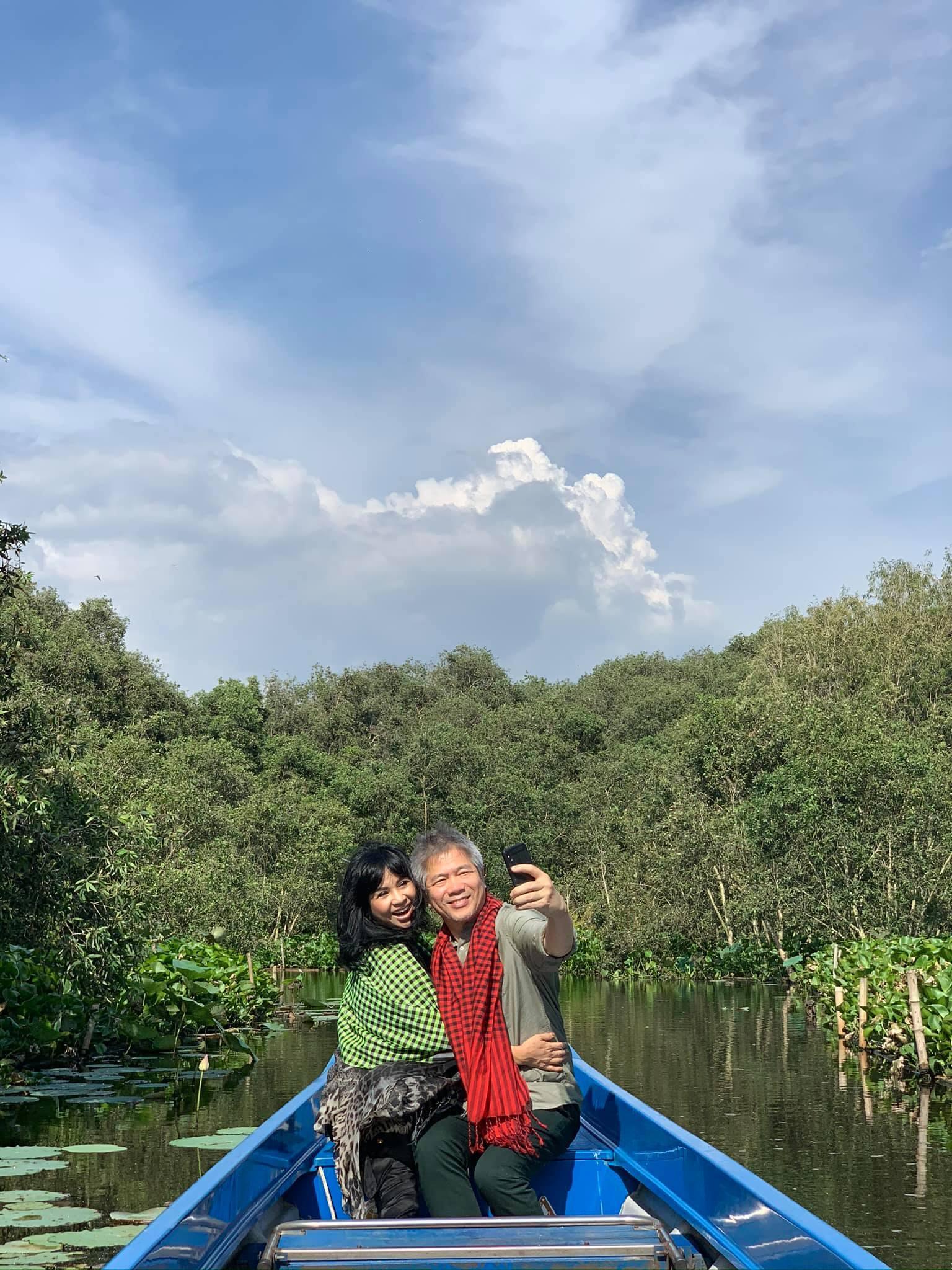 Thanh Lam đang hạnh phúc ngập tràn bên bạn trai bác sĩ