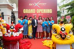 SkyX Sport ưu đãi đặc biệt dịp khai trương showroom ở TP.HCM
