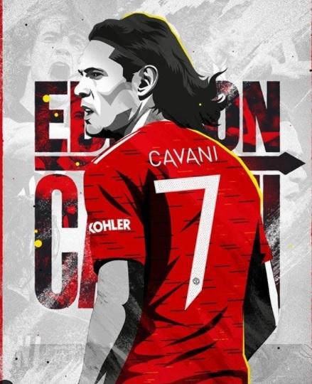 Cavani chính xác là cầu thủ MU cần lúc này
