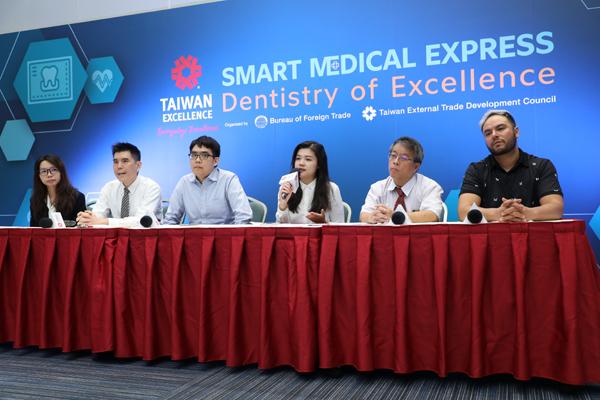 Nha khoa Đài Loan trình làng loạt sản phẩm sáng tạo
