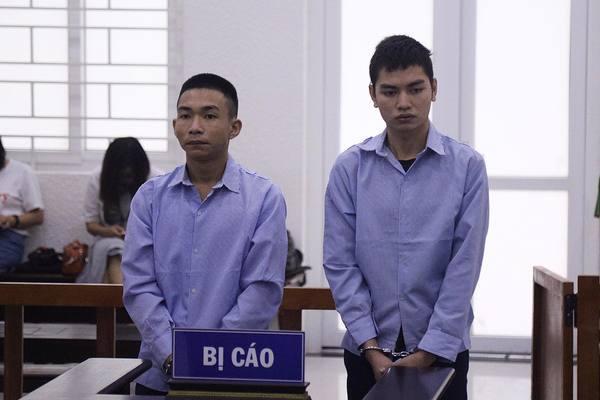 Tử hình hai thanh niên sát hại tài xế Grab ở Hà Nội