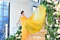Cơ duyên với nghề làm đẹp của Á hoàng doanh nhân đất Việt