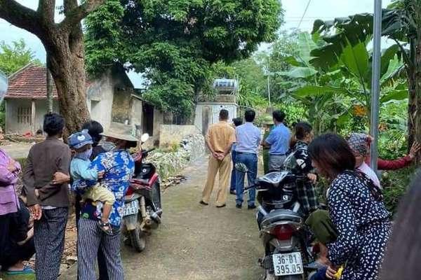 Vợ chồng già ở Thanh Hóa nghi bị sát hại trong đêm