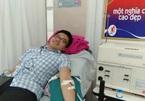 Bác sĩ hiến máu hiếm cứu mẹ con sản phụ khỏi nguy kịch