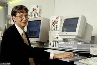 Bill Gates is most admired man in Vietnam