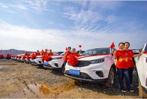 Đại gia 'chơi trội' tặng nhân viên hơn 4.000 chiếc ô tô mới cứng